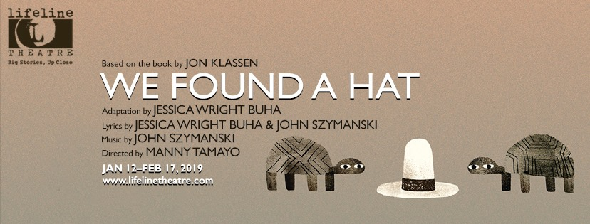 ChiIL Mama REVIEW World Premiere Of We Found A Hat At