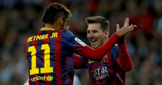 Jogos históricos - Real Madrid 3x4 Barcelona (23/03/2014)