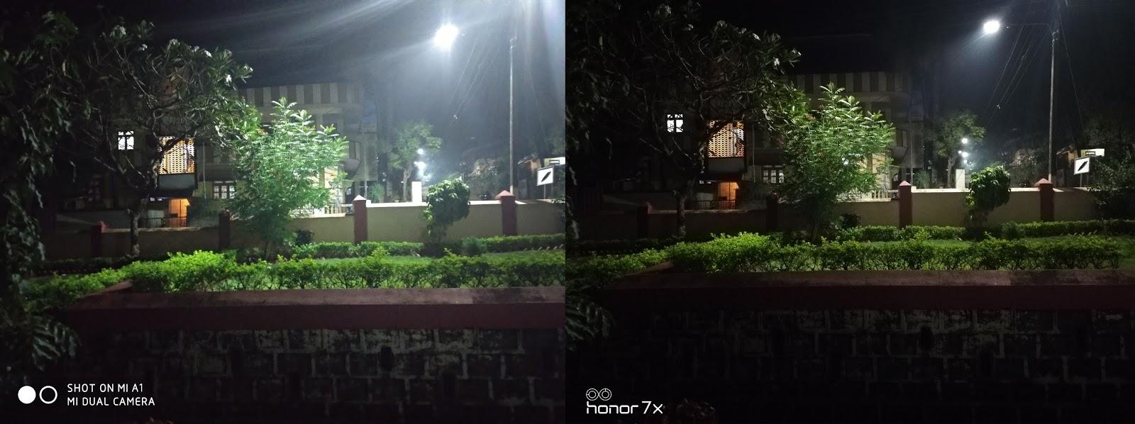 Xiaomi Mi A1 Vs Honor 7x Camera Comparison Tech Updates