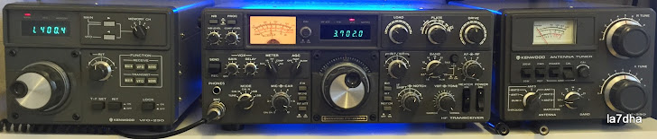 Amateur Radio Station LA7DHA