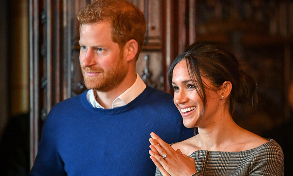 Prince Harry And Meghan Markle To Attend Glittering Awards Ceremony