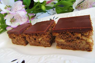 Kolač od jabuka i čokolade / Apple chocolate cake