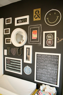 nursery wall decorations