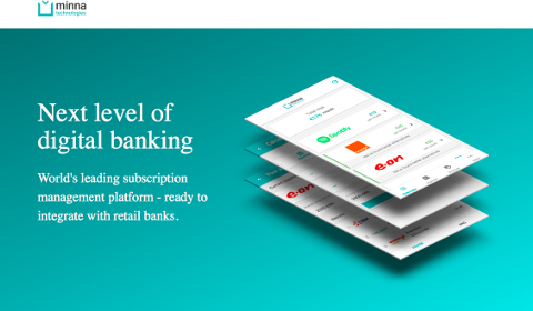 Minna Technologies – Next level of digital banking
