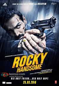 Rocky Handsome (2016) Hindi Download 300mb DVDscr