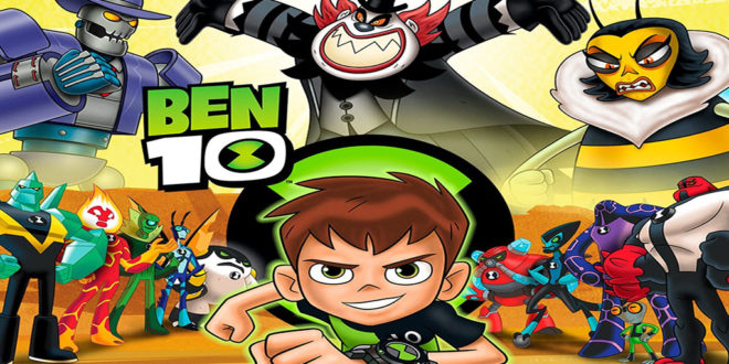 Ben 10 PC Game Download