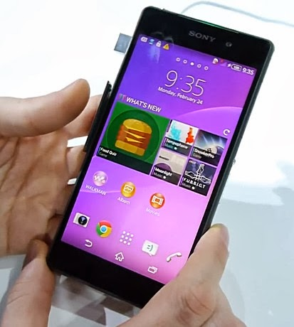 Sony Xperia Z2 Philippines Price and Release Date Guesstimate, Specs