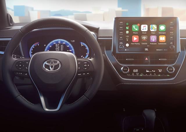 Novo Toyota Corolla Hatch 2019