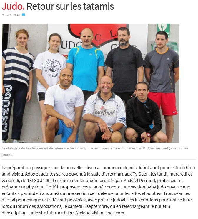 http://www.letelegramme.fr/finistere/landivisiau/judo-retour-sur-les-tatamis-24-08-2014-10309471.php