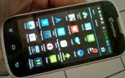 Cara Simple Rooting Andromax C [Jelly Bean]