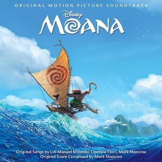 moana soundtacks