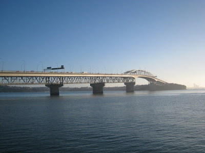 Auckland Harbour Bridge by Carole's Chatter
