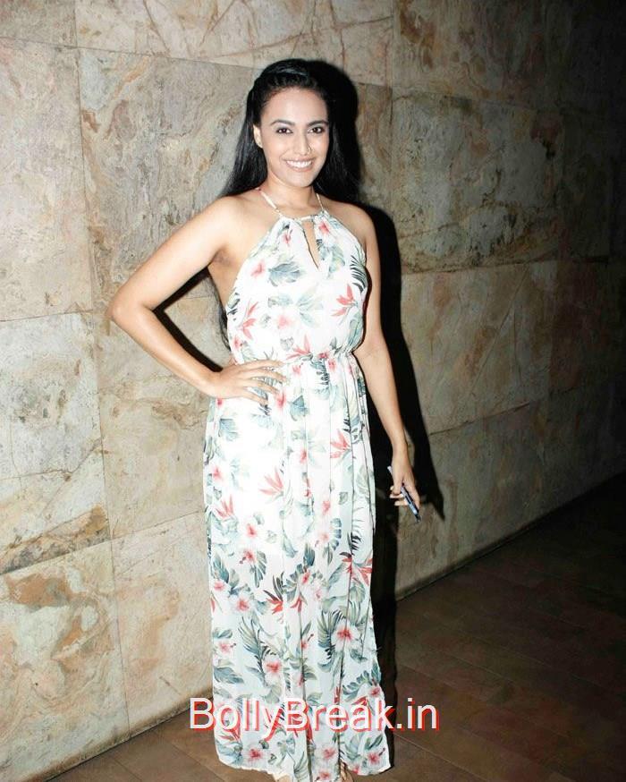 Swara Bhaskar, 'Tanu Weds Manu Returns' Special Screening Pics