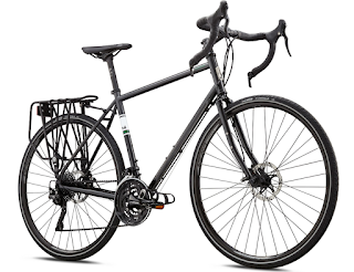 Stolen Bicycle - Fuji Touring Disc