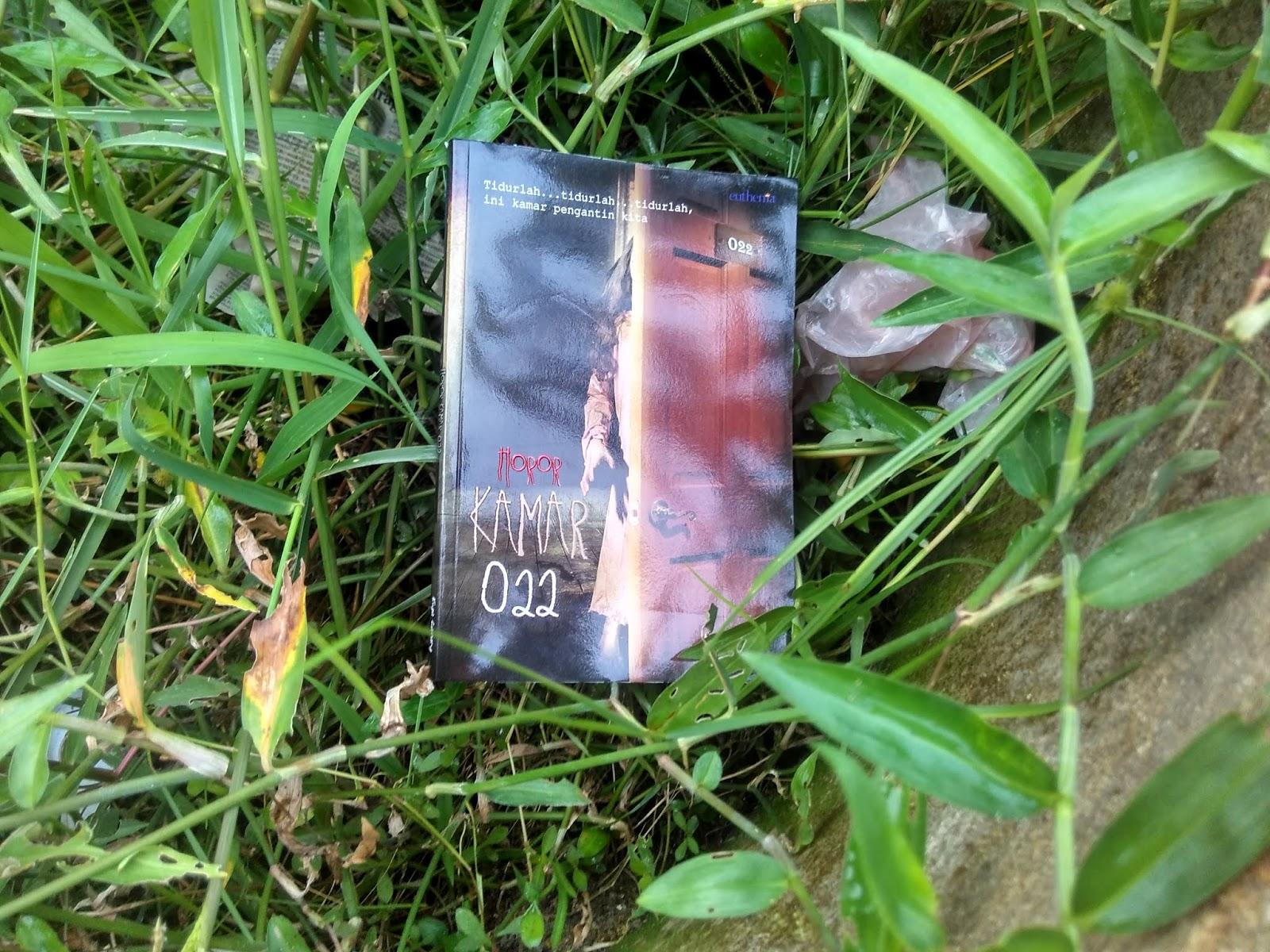 Review Buku Horror Kamar 022 by Kiyu Luxury