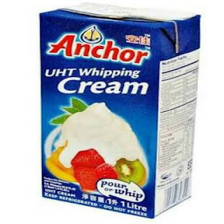 Whipped Cream cair