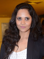 Anasuya at Zee Cinema Launch-cover-photo