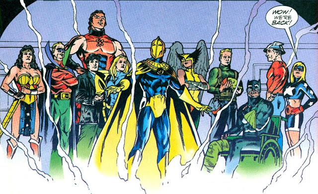 asal usul kekuatan doctor fate adalah siapa doctor fate