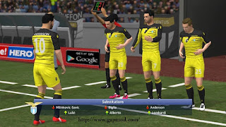 Update DLS 17 v4.04 Mod Lazio Unlimitted Coin Apk + Data