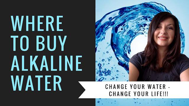 Buying Alkaline Water in San Antonio