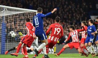 Chelsea Diimbangi Atletico Madrid 1-1 di Stamford Bridge