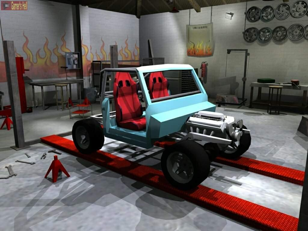Monster garage game | free download full version for pc.