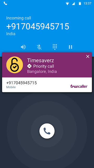 Timesaverz announces partnership with Truecaller to enhance customer experience