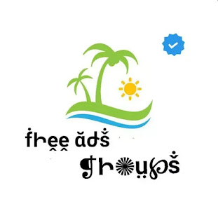 Free Ads Groups and Blogs - New Logo