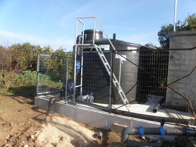 Ολοκληρώθηκαν οι εργασίες από την ΔΕΥΑ Ναυπλίου για την μεταφορά πόσιμου νερού στο Ανυφί