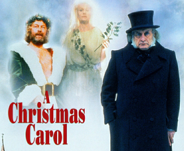 Looking Back At A CHRISTMAS CAROL (1984 George C Scott Version) - Warped Factor - Words in the ...