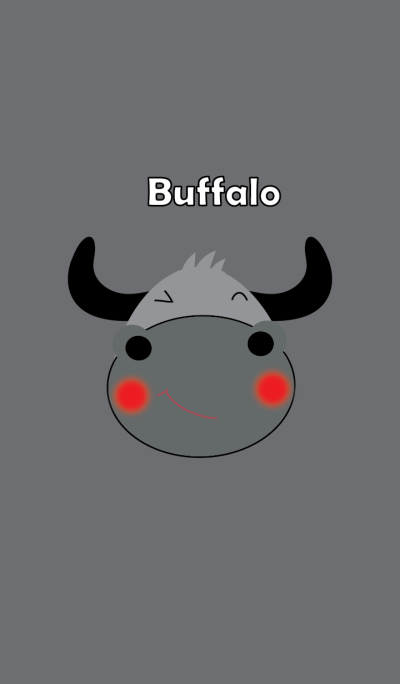 Cute buffalo theme (JP)
