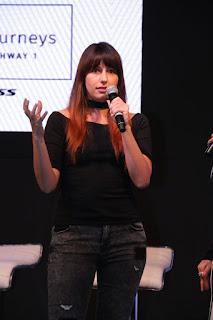 Singer Natalie Di Luccio