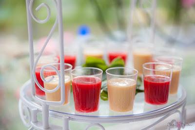 smoothies de fruits - Cooking with Rachel