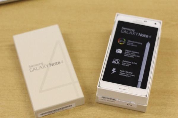 Spesifkasi Samsung Galaxy Note 5 Bocor