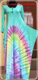 Baju Bali Pelangi