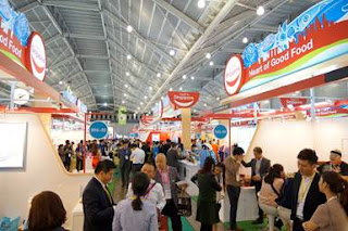 Source: Singapore Exhibition Services. The showfloor at FHA2016.