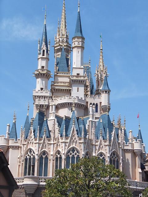 Tokyo Disneyland Castle