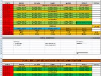 Contoh Jadwal Pelajaran Kurikulum 2013 Tahun Pelajaran 2017/2018