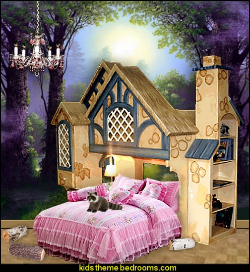 woodland fairy bedroom decor