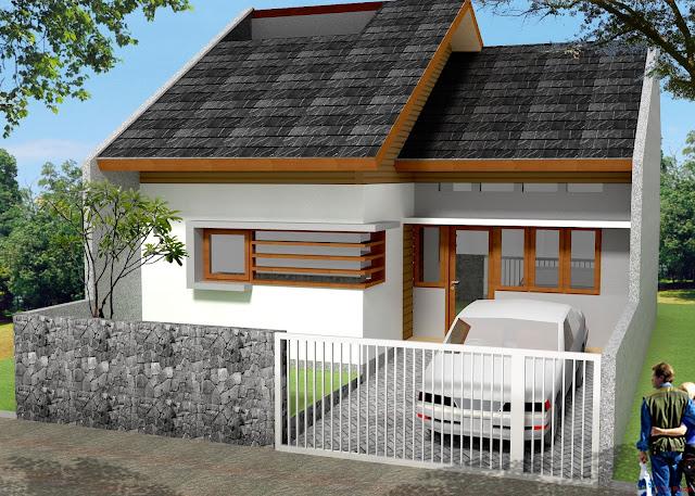 gambar atap rumah sederhana