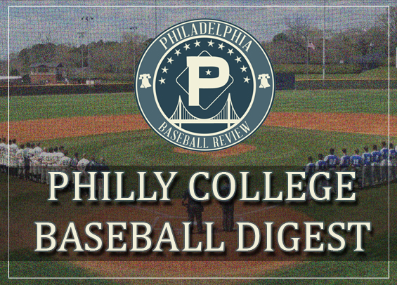 Philadelphia college baseball scores
