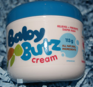 Baby Butz Cream ~ #Review & #Giveaway