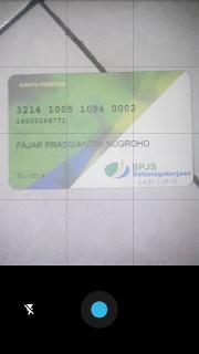 Cara Scan KTP, SIM Dan Kartu Identitas Lain Menggunakan aplikasi