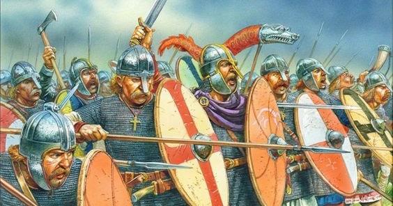 The Battle of Benfleet