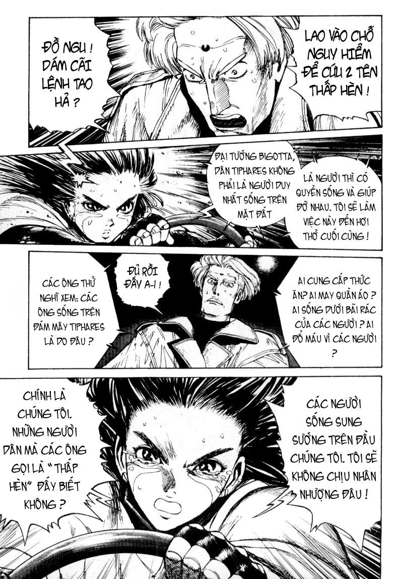 Battle Angel Alita chapter 32 trang 38