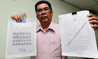 DAP Rangka Manifesto PRU-14