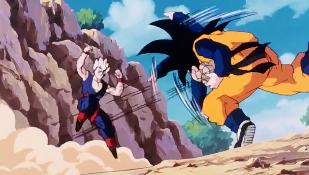Dragon Ball Z Dublado – Episodio 206