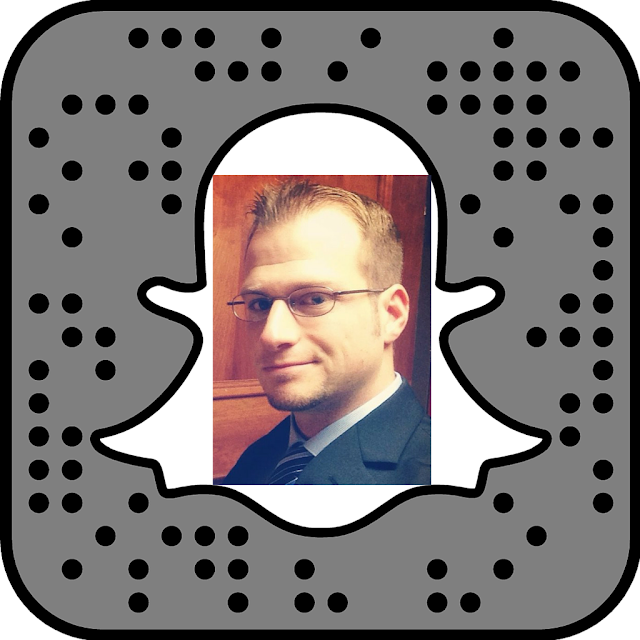 Mike Schiemer Snapchat Snapcode Michael J Schiemer Social Media Profile Chat Contact Message Email