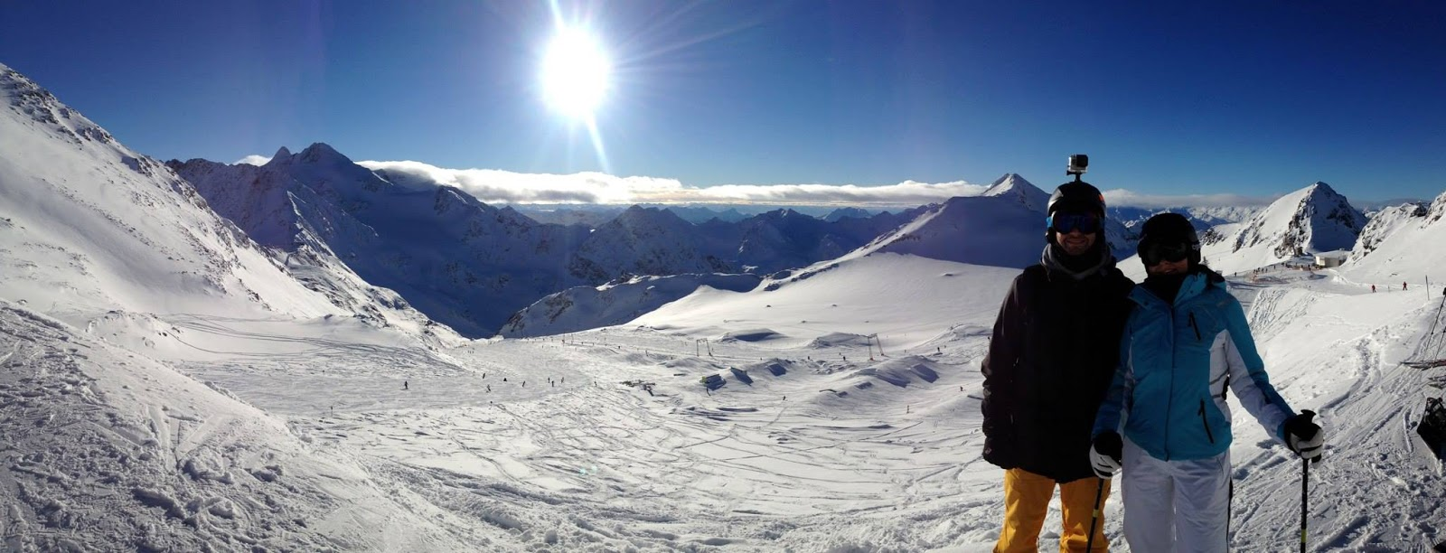 Skiing (Stubai glacier and Patscherkofel)  63aa299e343
