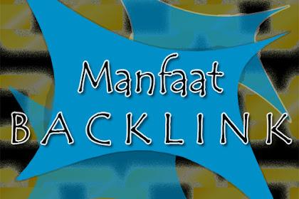 Manfaat Backlink yang Perlu Diketahui